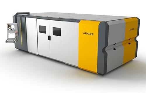 Верстат лазерної різки серії AFL