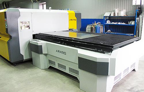 Верстат лазерного різання серії AFX