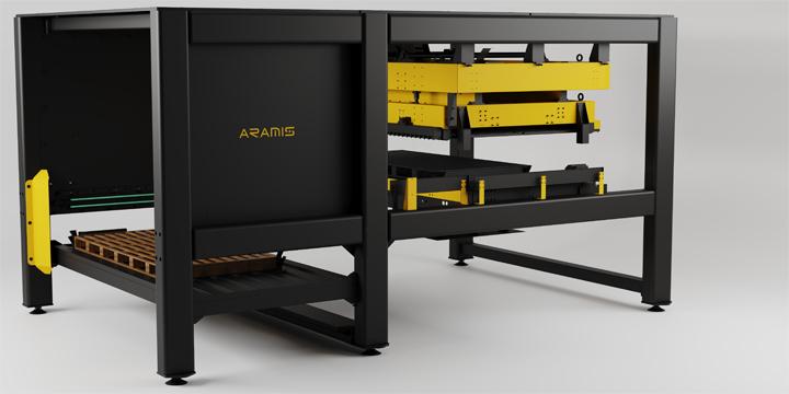 Автоматическая система Prolifter