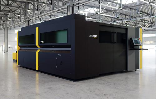 Верстат лазерного різання серії AFX-PRO 4G