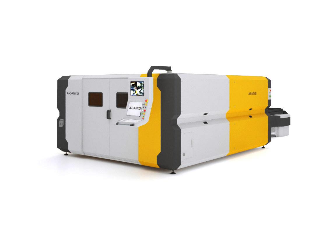 Станок лазерной резки серии AFX