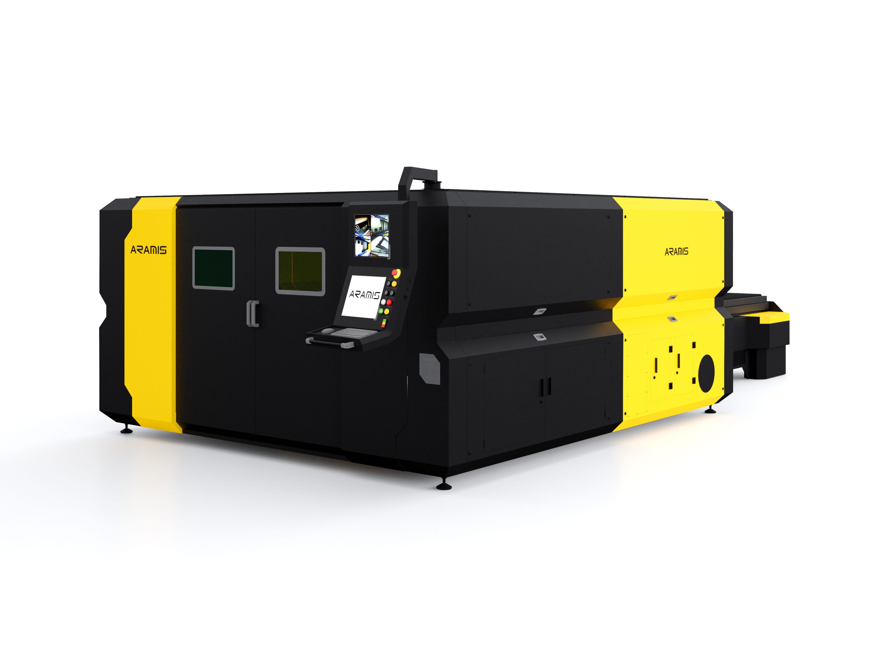 Зовнішній вигляд лазерного технологічного комплексу серії AFX-PRO