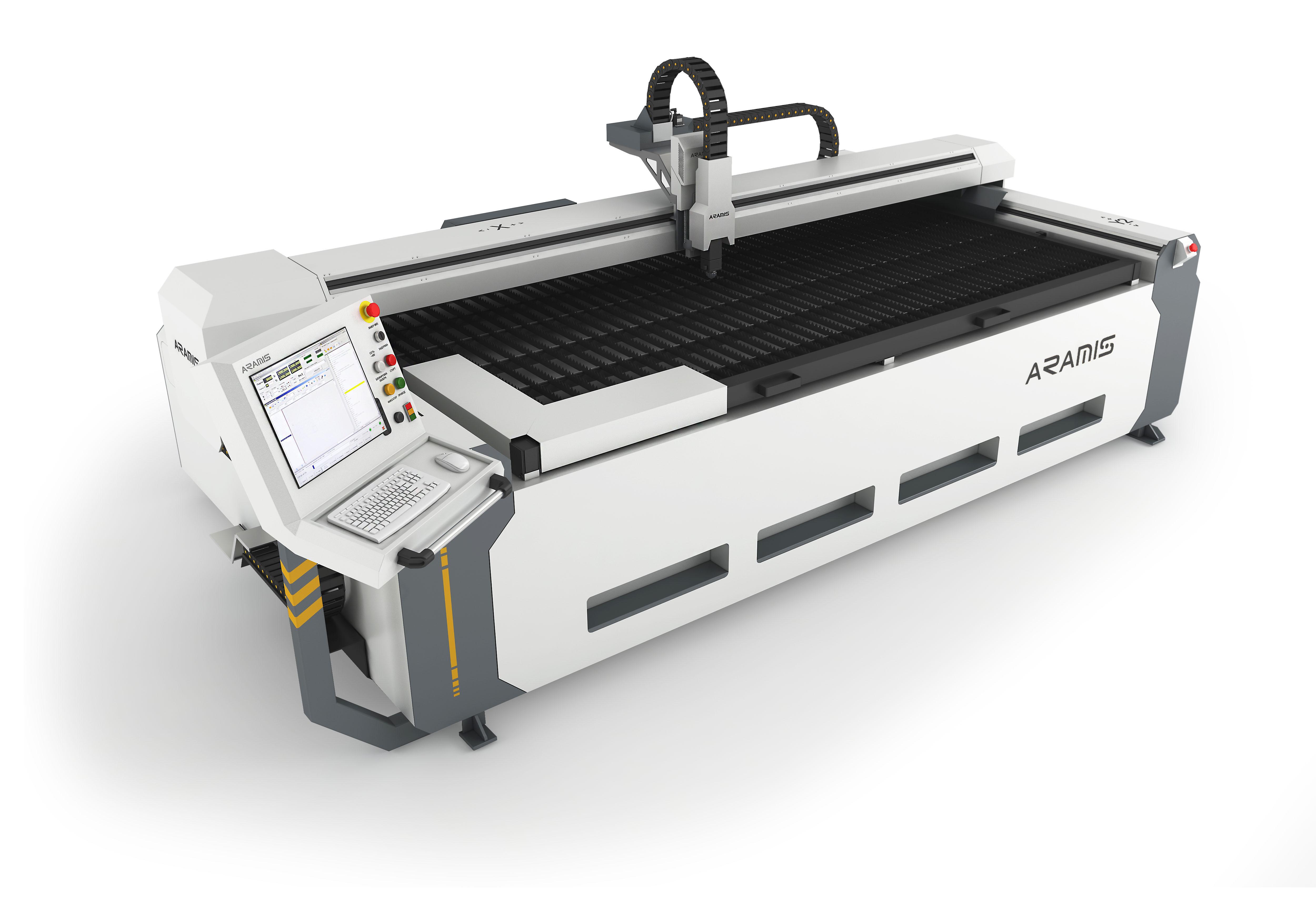 Верстат лазерного різання серії LTC85