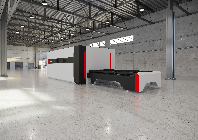Двухпаллетний комплекс лазерного розкрою OptiTech FD