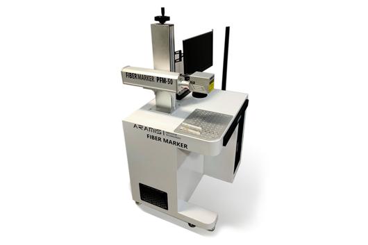 (RU) Мобильный лазерный гравировщик ARAMIS PFM