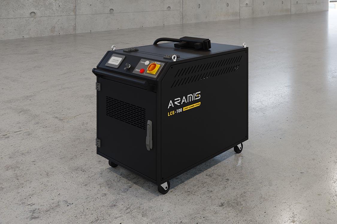 Лазерна очистка ARAMIS LCS