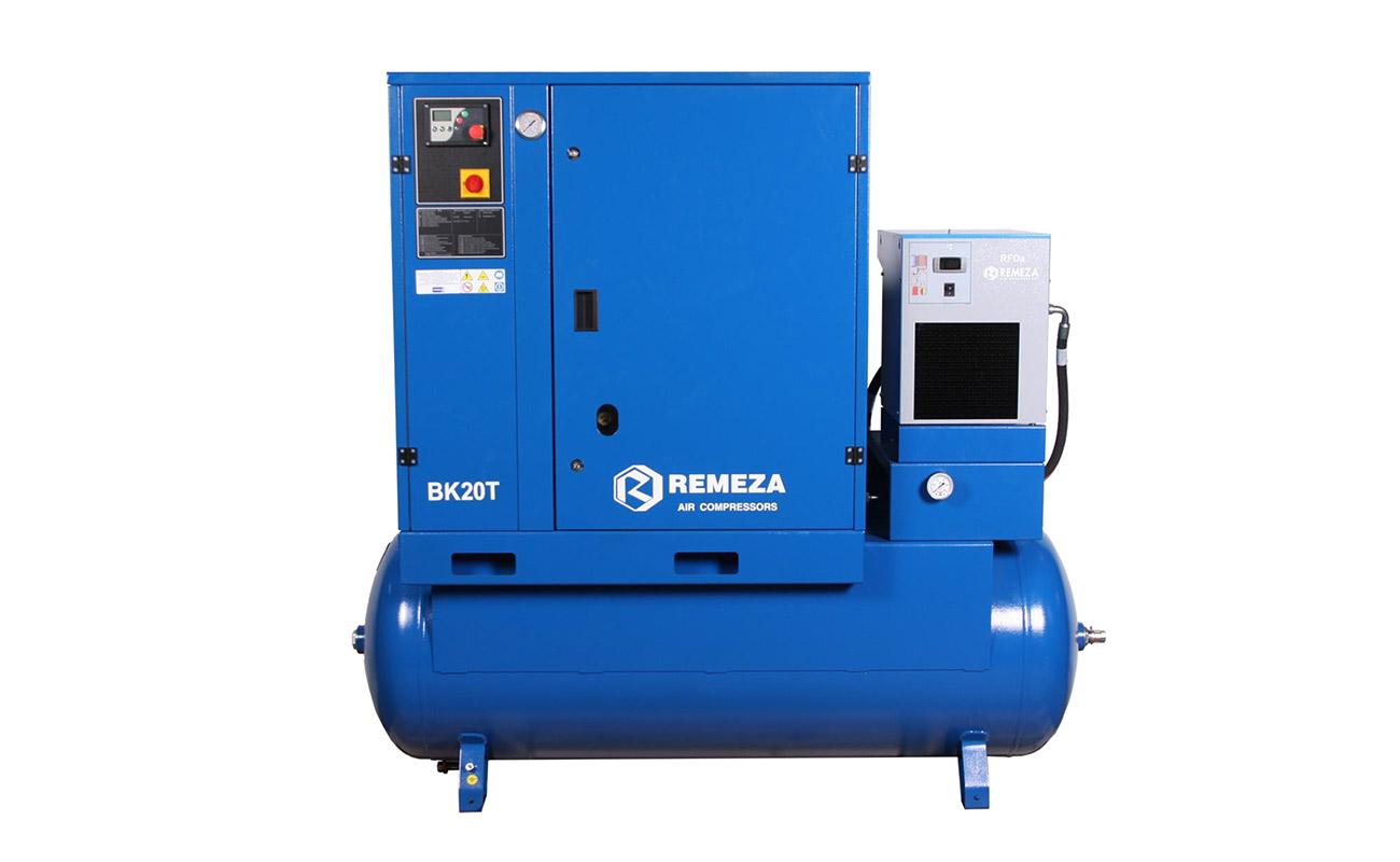 Гвинтовой компресор REMEZA BK20T-16-500Д2