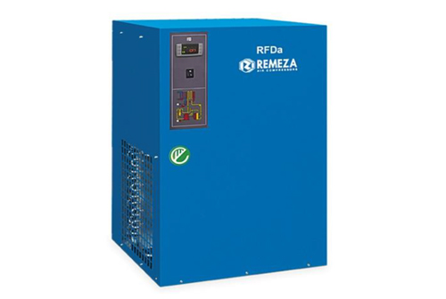 Осушувач стисненого повітря рефрижераторного (холодильного) типу