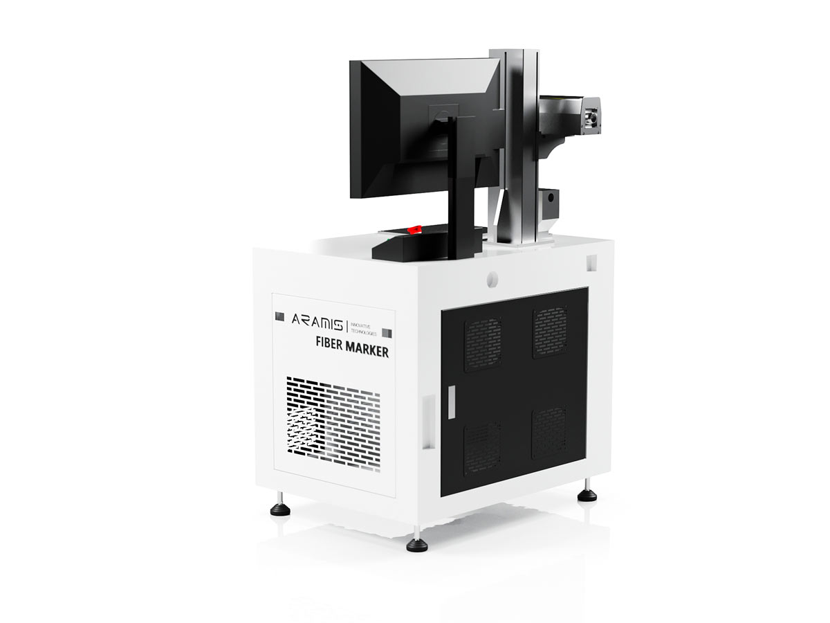 Мобільний лазерний гравірувальник ARAMIS PFM