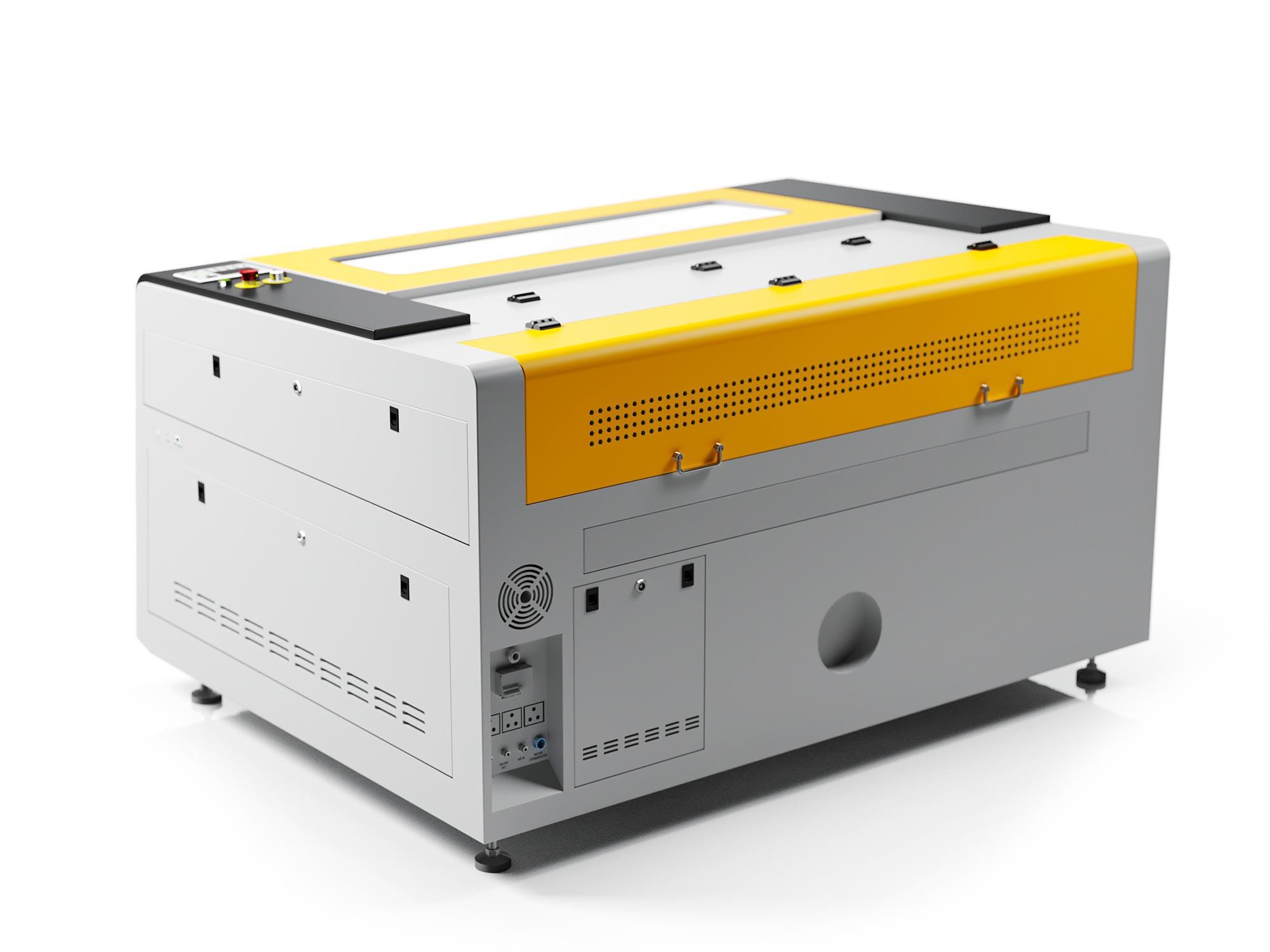 CO2 лазерный комплекс для обработки неметаллов ARAMIS GC